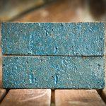 Percy Green Glazed Brick Rs 1